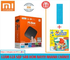 Mibox 4K Global khuyến mại giảm giá khủng hôm nay. Nhanh chân bạn nhé