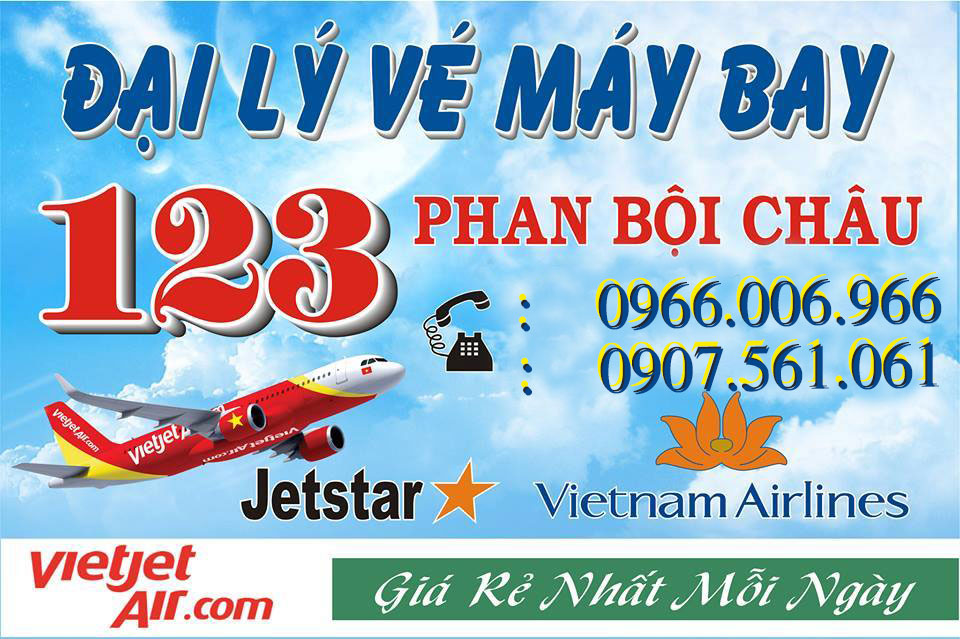 Ban ve may bay 123 phan boi chau